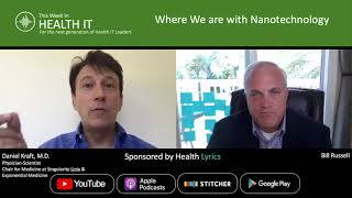 Where We are with Nanotechnology | This Week in Health IT ep. 32
