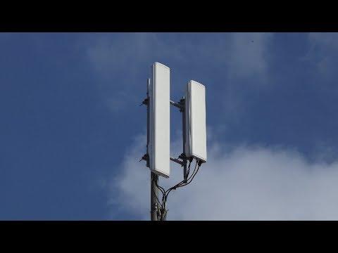 Vodafone Netherlands 4G Mast Guide with Schematics + Radio spectrum. ft Ericsson AIR