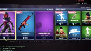 22. JUNI 2019 - FORTNITE ITEM SHOP AUGUSTE 22 2019 - NEUE SKIN
