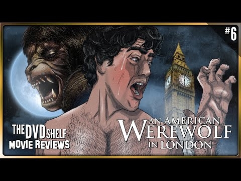 AN AMERICAN WEREWOLF IN LONDON | The DVD Shelf Movie Reviews