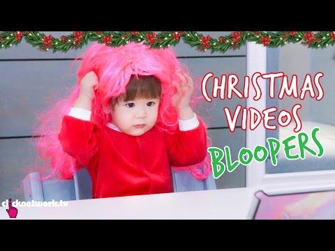 Clicknetwork Christmas Videos Bloopers