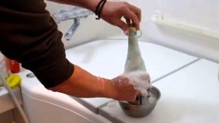 宗玄純米にごり酒開封の儀 2012