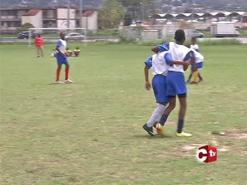 Morvant Secondary, Rose Hill Primary Big Football Winners