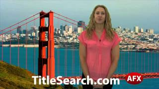 Property title records in Sierra County California | AFX