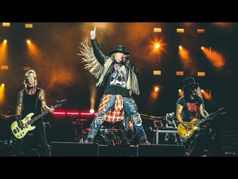 Guns N' Roses Not in This Lifetime… Tour