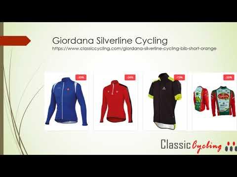 Giordana FR C Cycling Bib Shorts Black