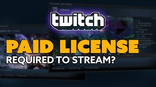 License REQUIRED for Streaming!? - The Know Game News