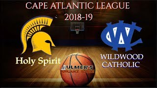 BASKETBALL: Holy Spirit at Wildwood Catholic