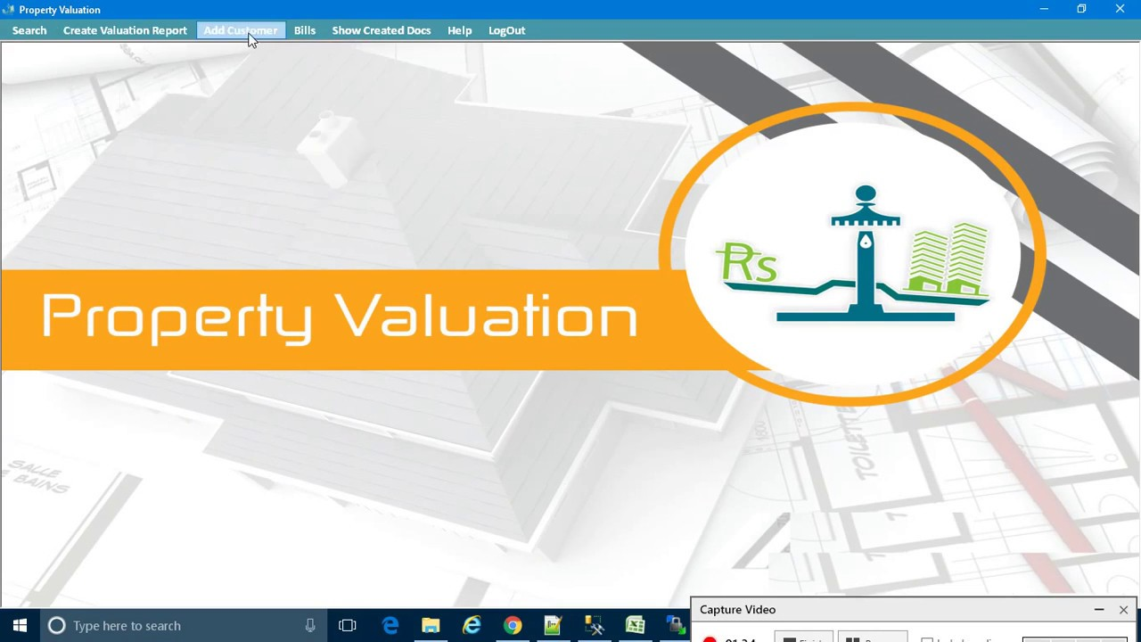 Property Valuation Software Source Code