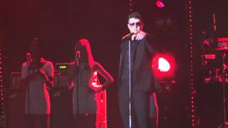 Robin Thicke - Blurred Lines (acapella) - MTV WORLD STAGE MALAYSIA 2013