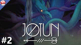 Jotun Gameplay Walkthrough PC HD [Part 2] [60FPS/1080p]