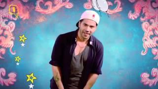 Bollywood star varun dhawan wishes mickey mouse 'happy birthday'
