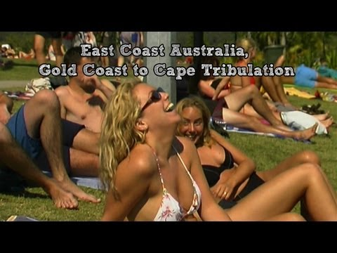 Australia Travel Guide , East Coast, Gold Coast to Cape Tribulation Travel Series