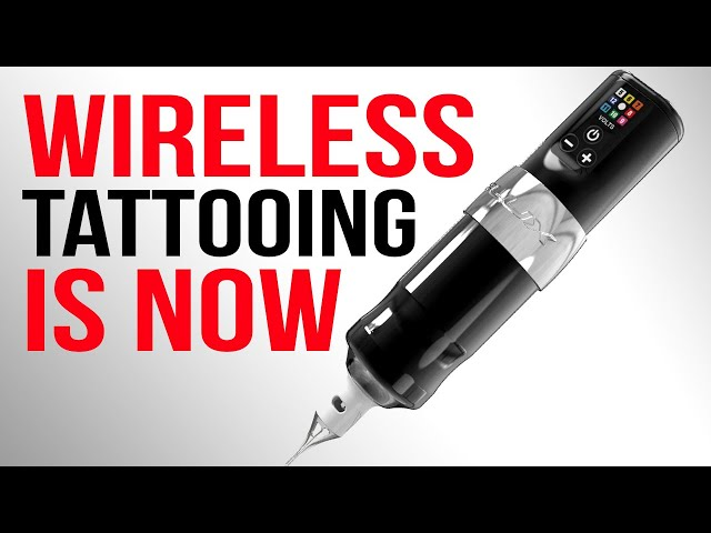 Introducing the First ⚡️Wireless Tattoo Pen to Rule Them All   Spektra Flux
