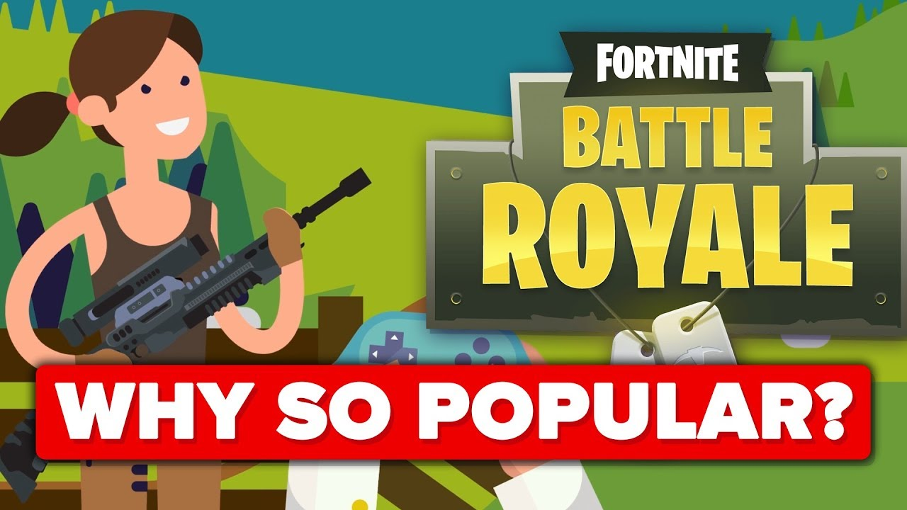 Why Are Fortnite And PUBG So Popular Compared To Other