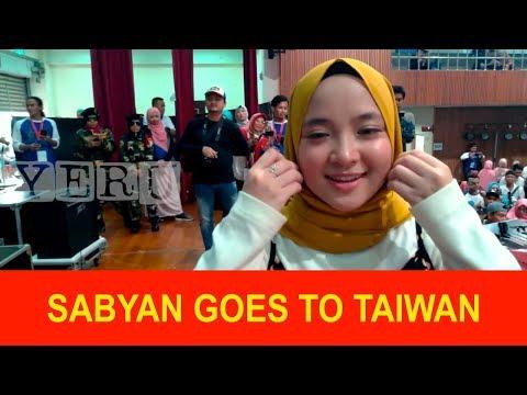 Sabyan Goes To Taiwan - Sound Mati ??