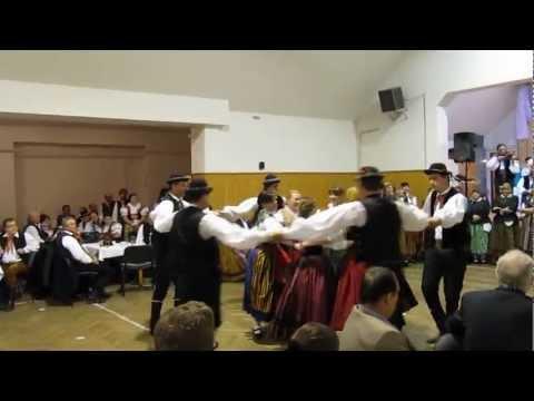 8. folklórní ples Kamenný Újezd
