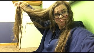 Things I *hate* about my long hair