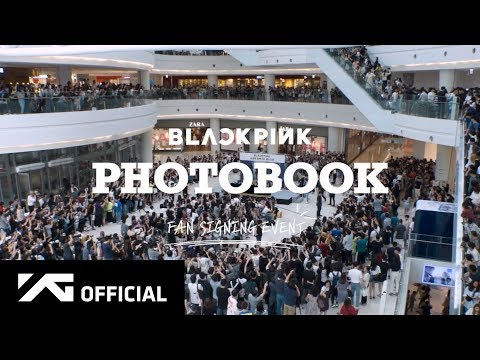 BLACKPINK - 'PHOTOBOOK -LIMITED EDITION-' FAN SIGNING DAY IN YOUNGDEUNGPO