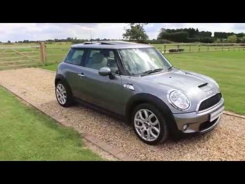 Mini Cooper S R56 Grey Panoramic Roof Youtube