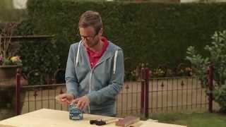 Как покрасить ржавую металлическую поверхность и защитить ее надолго?(, 2014-06-11T11:37:16.000Z)