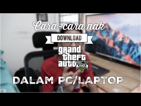 Cara-Cara Download GTA 5 (PC)