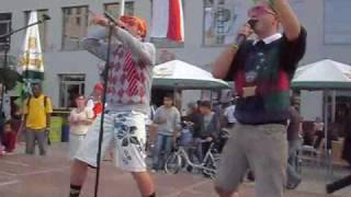 Modern Stalking  - Ich Sauf Allein LIVE ( Hammerhead Cover )