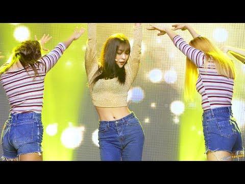 180506 루나 LUNA 'Free Somebody' @양구 K-POP 평화콘서트 4K 60P 직캠 By DaftTaengk