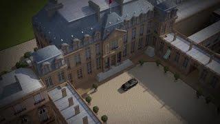 France's Elysee Palace