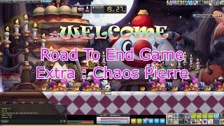 [Maplestory] F2P Night Lord Defeats Chaos Pierre (450k Range + A Trick)