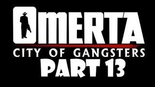 Omerta City of Gangsters - Part 13 - Garden Pier
