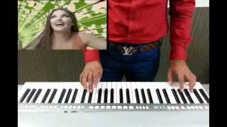 Butterfly Smile DK on Yamaha Keyboard PSR S910