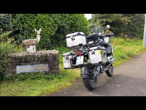 Touring around Ireland