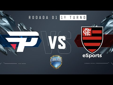 CBLoL 2020: 1ª Etapa - Fase De Pontos | PaiN Gaming X Flamengo ESports (1º Turno)