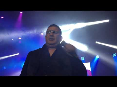 La Sombra Performing for Tejano Music Convention in LVN 2018