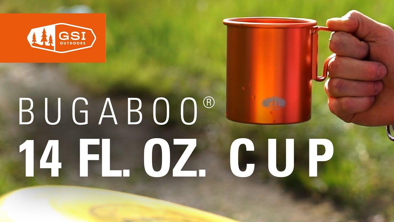 Camping Mug GSI Outdoors Bugaboo Bottle Cup