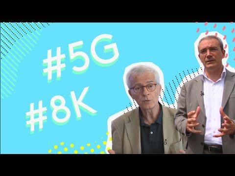 France tv teste la diffusion 8K en 5G