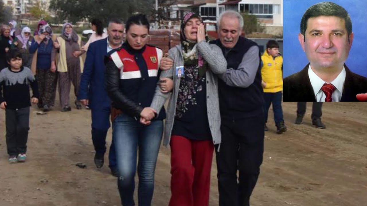 Şehit Öğretmen Ayhan Kökmen cinayeti davasında sona gelindi