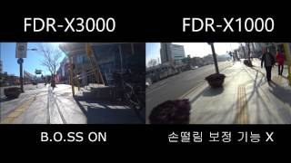 Sony Action 소니액션캠 FDR-X3000, F…
