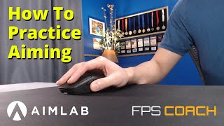 How to Practice the 6 Major Aiming Motions in Aim Lab