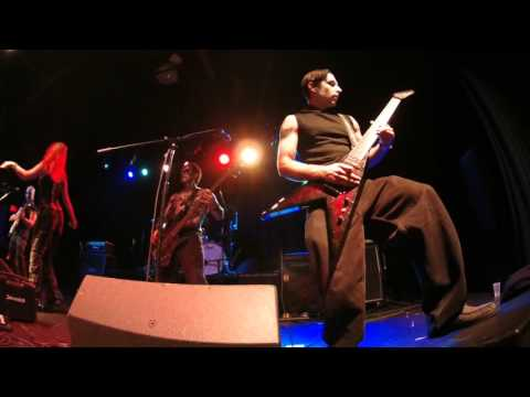 SORROWSEED-  LIVE GODDESS OF ROCK FEST FETE MUSIC HALL PROVIDENCE RI 10/24/15
