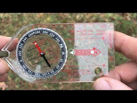 Trailblazer Deliverables Basic Compass Use