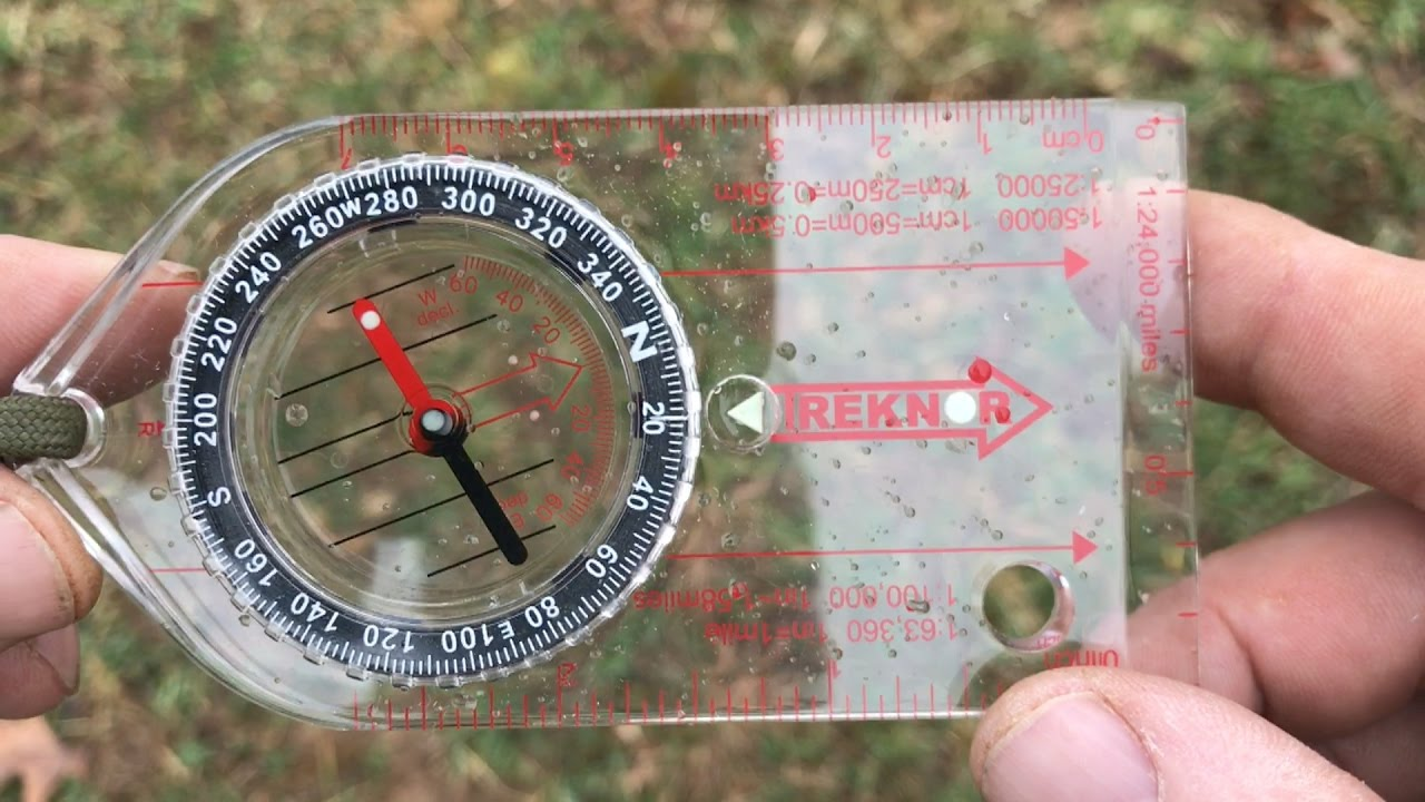 how to make a basic compass