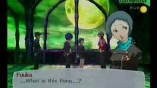 SMT Persona 3: Finding Fuuka, THEM!?, Fuuka