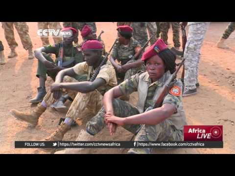 Government soldiers withdraw from Juba