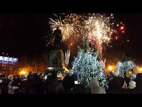 Новый год 2015 в Севастополе