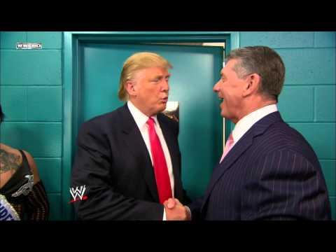 Donald Trump fires Santina Marella: Raw, June 22, 2009