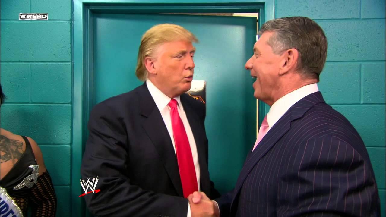 Donald Trump fires Santina Marella: Raw, June 22, 2009 ...