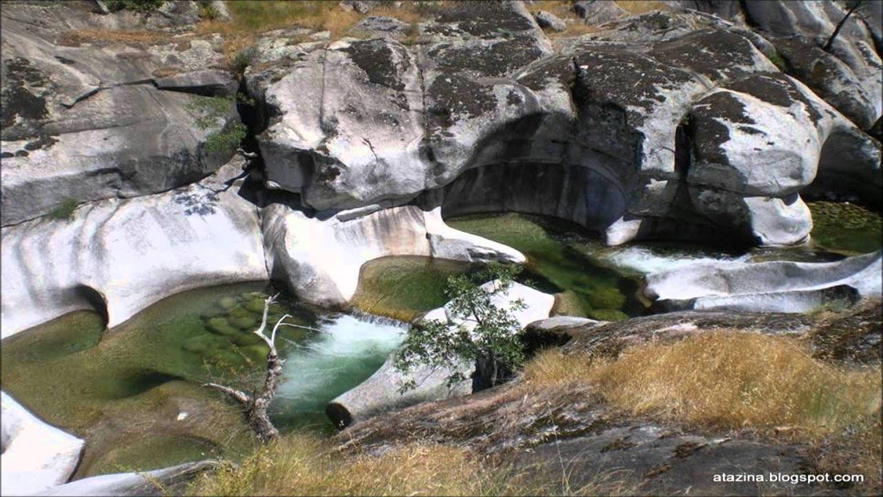 Piscina natural de la Garganta de los Infiernos (Cáceres)