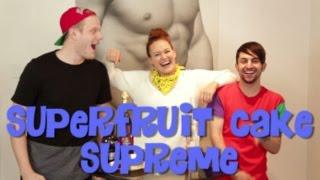 Ytdad: Superfruit's Super Fruit Cake Supreme